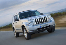 Jeep Cherokee 5d - 2.8 CRD Limited (2008)