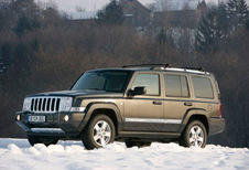 Jeep Commander - 3.0 V6 CRD Limited (2006)