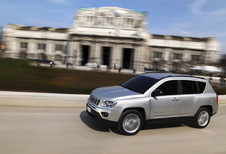 Jeep Compass - 2.0 CRD Limited (2006)