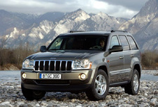 Jeep Grand Cherokee - 3.0 V6 CRD Limited Plus (2005)