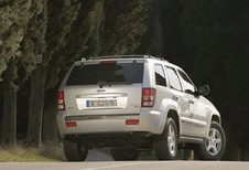 Jeep Grand Cherokee - 3.0 V6 CRD Overland (2005)