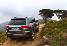 Jeep Grand Cherokee - 3.0 V6 CRD 241 Limited (2011)