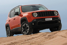 Jeep Renegade 5d - 1.4 Turbo MultiAir II 140 4x2 Open. Ed. (2015)