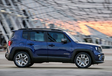 Jeep Renegade 5p - 1.0 T3 120 4x2 MTX Downtown (2019)