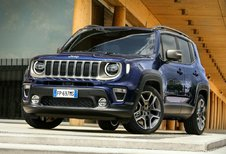 Jeep Renegade 5d - 1.3 T4 150 4x2 DDCT Limited (2021)