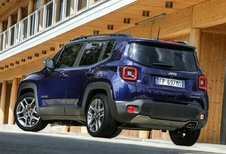 Jeep Renegade 5d - 1.0 T3 115 4x2 MTX Black Star (2020)