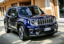 Jeep Renegade 5d - 1.3 T4 150 4x2 DDCT Limited (2020)