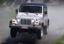 Jeep Wrangler 2p - 4.0 Sport Hard Top A (1997)