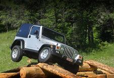 Jeep Wrangler 2p - 2.4 Sport Hard Top (1997)
