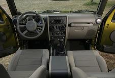 Jeep Wrangler 2p - 2.8 CRD Sahara (2007)
