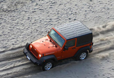 Jeep Wrangler 2p - 3.8 V6 (2007)