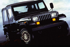 Jeep Wrangler 3p - 2.5 (1986)