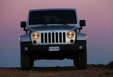 Jeep Wrangler 4p