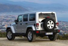 Jeep Wrangler 4p - 2.8 CRD Sahara (2007)