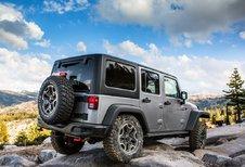 Jeep Wrangler Unlimited - 2.8L CRD Sahara (2015)