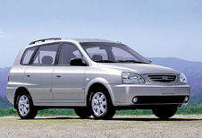KIA Carens - 2.0 CRDi 113 LX (1999)