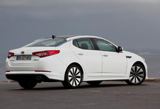 KIA Optima - 1.7 CRDi 136 Lounge (2012)