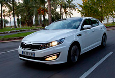KIA Optima - 1.7 CRDi 136 Executive (2012)