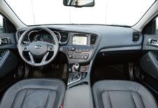KIA Optima - 1.7 CRDi 136 Executive Auto (2015)