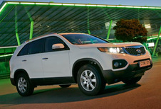 KIA Sorento - 2.2 CRDi 4WD Executive (2009)