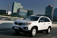 KIA Sorento - 2.2 CRDi 4WD Executive (2009)