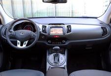 KIA Sportage 5p - 1.7 CRDi 2WD Evogue (2010)