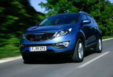 KIA Sportage 5p - 2.0 CRDi 2WD Sense+ (2010)