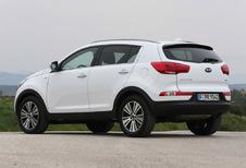KIA Sportage 5d - Uptown 1.7 CRDi 2WD (2014)