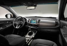 KIA Sportage 5p - Uptown 1.7 CRDi 2WD (2014)