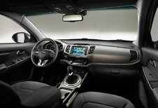 KIA Sportage 5p - World Edition 2.0 CRDi AWD Auto (2015)