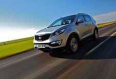 KIA Sportage 5d - World Edition 2.0 CRDi AWD Auto (2015)