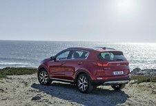 KIA Sportage 5p - Business Fusion 1.7 CRDi 141 2WD ISG DCT (2017)
