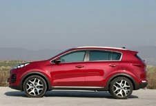 KIA Sportage 5d - Business Fusion 1.7 CRDi 141 2WD ISG DCT (2017)