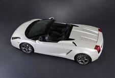 Lamborghini Gallardo Roadster - 5.2 V10 LP560-4 (2006)