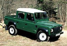 Land Rover Defender 3p - Hard Top Td4 SE (1984)