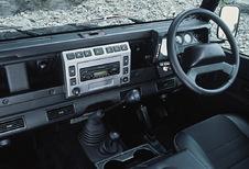 Land Rover Defender 3d - Hard Top TDi (1984)