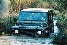 Land Rover Defender 3p - Hard Top TDi (1984)