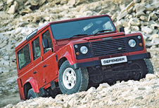 Land Rover Defender 5d - Td5 County Station Wagon (1983)