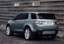 Land Rover Discovery Sport 5p - 2.0 TD4 110kW Pure Urban Series 4WD (2016)