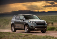 Land Rover Discovery Sport 5p - 2.0 Si4 177kW Pure Urban Series 4WD Auto (2016)
