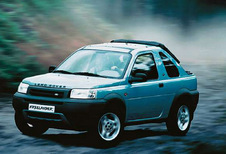 Land Rover Freelander 3p - Td4 ES Steptronic (1997)