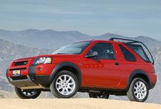 Land Rover Freelander 3p - Td4 S (2003)