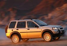 Land Rover Freelander 5p - Td4 E (2003)