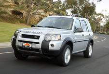 Land Rover Freelander 5p - Td4 S (2003)