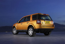 Land Rover Freelander 5p - TD4 160 E (2006)