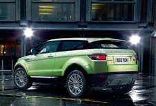 Land Rover Range Rover Evoque 3d - SD4 Pure (2011)