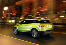 Land Rover Range Rover Evoque 3p - SD4 Pure (2011)