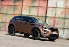 Land Rover Range Rover Evoque 3p - 2.2 ED4 2WD PURE COUPE (2015)