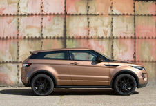 Land Rover Range Rover Evoque 3d - 2.2 ED4 2WD PURE COUPE (2015)