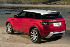 Land Rover Range Rover Evoque 5d - SD4 Dynamic (2011)